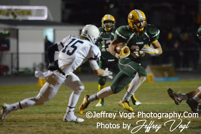 11-14-2014 Damascus HS vs Urbana HS Varsity Football 1st Round Playoffs, Photos by Jeffrey Vogt Photography