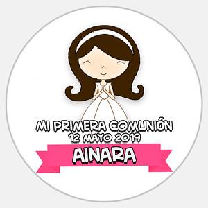 Comunión Ainara