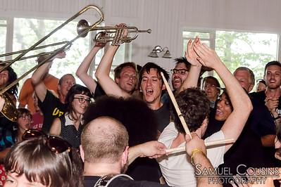 What Cheer? Brigade on Peaks 8/18/13