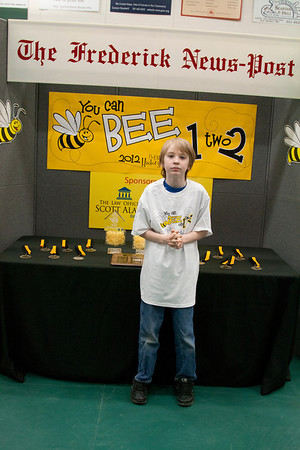 Yellow Springs Elementary School Frederick County History Bee March 30, 2012