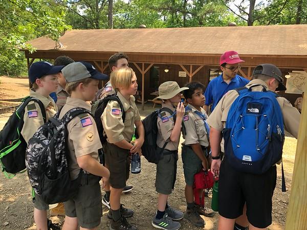 Summer Camp - Hale Scout Reservation