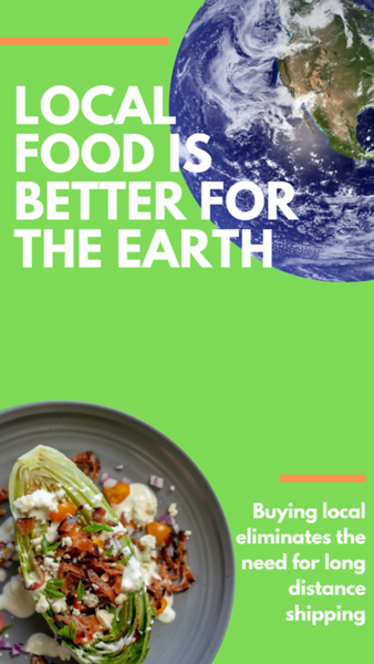 Local food is better for the earth.png