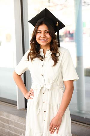 Breanne / Ryan Graduation BYUI 2021