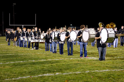 Saydel Band - Perry Game 2012