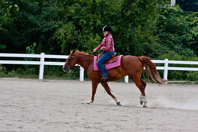 Wyoming County Roundup Western Horsemanship SR