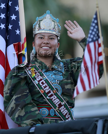 2016 Palm Springs Veterans' Day Parade