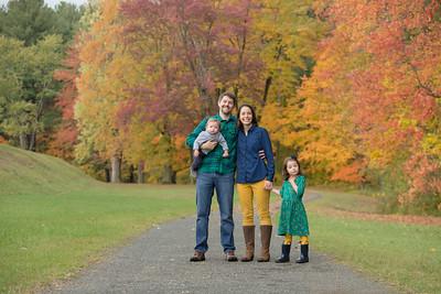 Bernard Family Portraits- Holyoke, MA New England Family Photographer