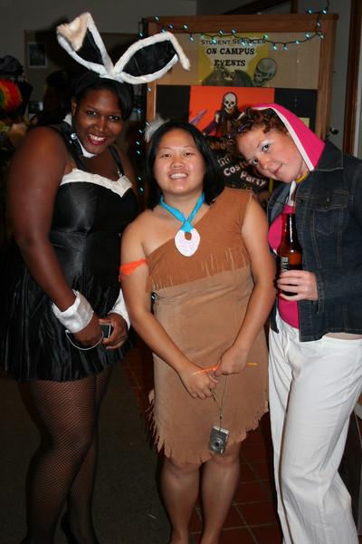 cici, jennifer and laura (halloween)