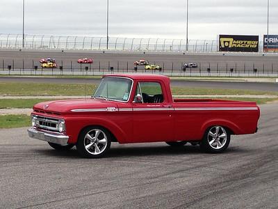 1963 Ford Unibody Pickup