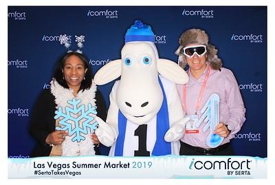 Las Vegas Market Serta Pictures 7/29/19