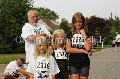 2010 Point Boro Rotary Father's Day 5K and One Mile Run