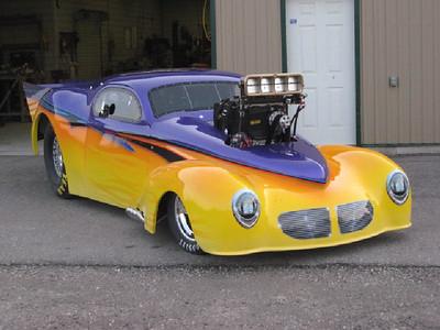 '41 Willys Pro Mod