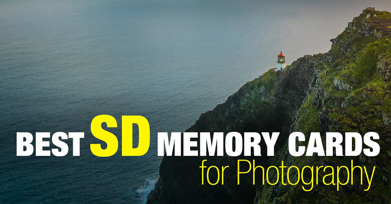 Best SD Memory Cards for Photography