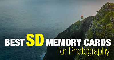 How to Select the Best SD Memory Cards for Photography