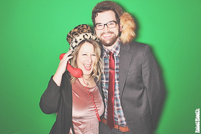 1-28-17 Atlanta The Stave Room PhotoBooth - After the Holiday Party - RobotBooth