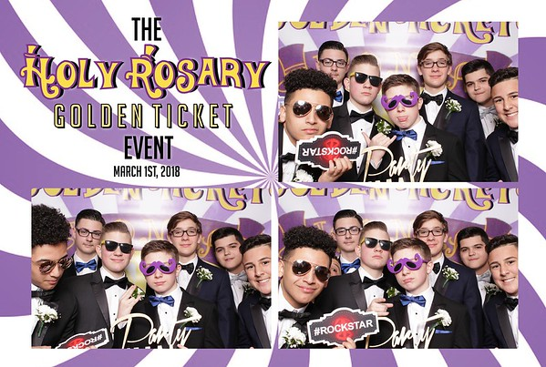 Holy Rosary's Fashion Event