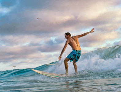 Surfing K38