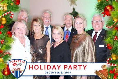 December 8, 2017 Corvette Club Holiday Party