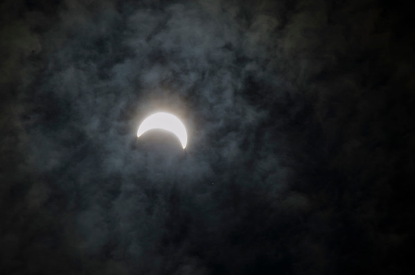2017 Solar Eclipse from 48236