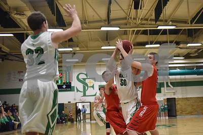 PAC @ St. Edmond Boys Basketball