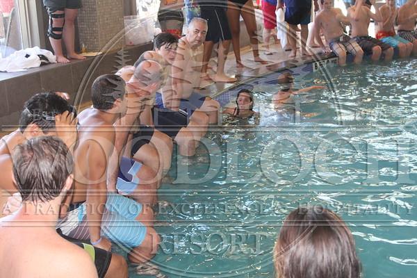August 13 - Pool Games