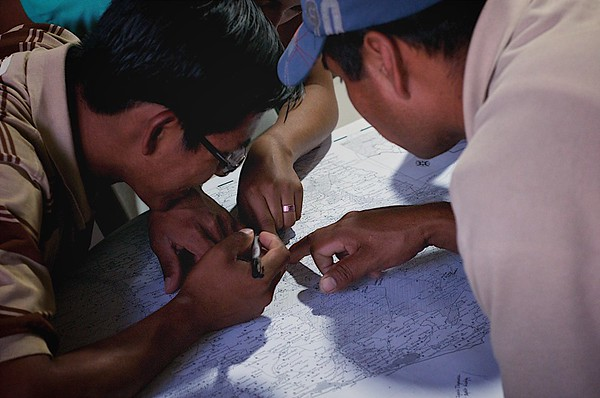 Participatory Mapping in Guerrero, Mexico