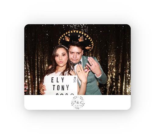 Boda Ely y Tony