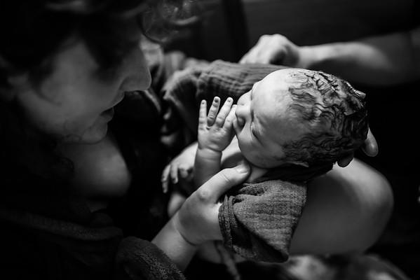 Elisha Birth