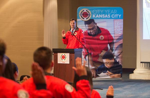 Opening Day 2017- City Year Kansas City