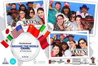 2nd Annual Around the World Crawl