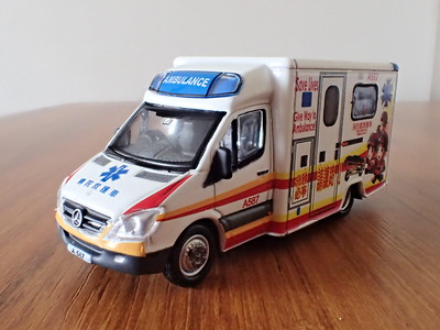 104 Mercedes-Benz Sprinter Ambulance