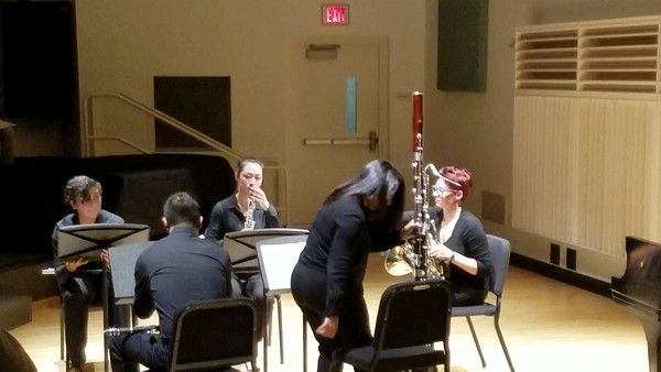 Colburn Woodwind Quintet