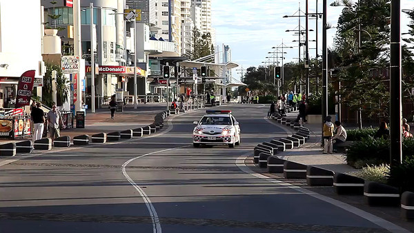 Gold Coast Marathon Sunday 7th July 2013 Video