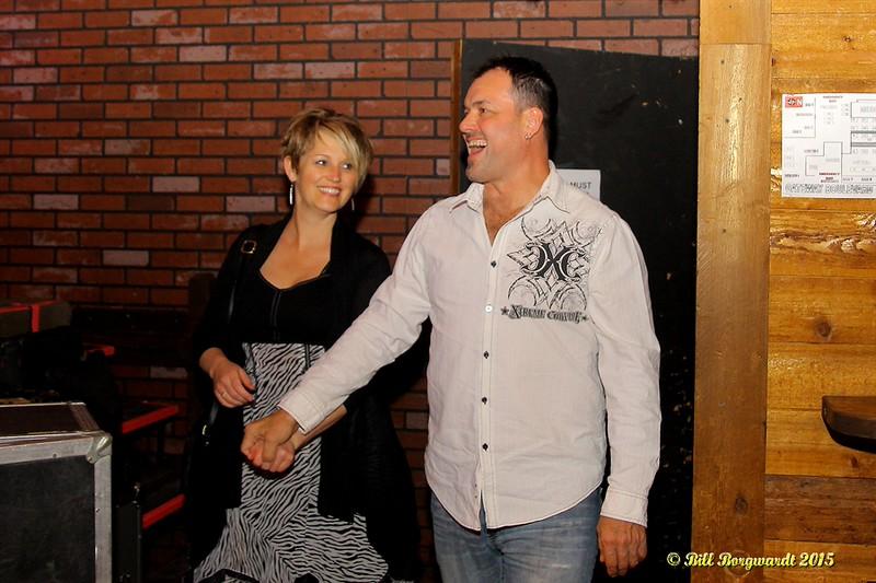Bill Hanson Birthday Surprise at Cook County Saloon 012