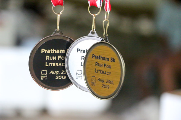 2019 Pratam 5k - Run for Literacy