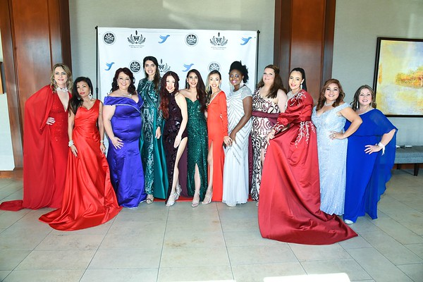 Woman of Achievement Pageant RED CARPET September 4th to 6th 2021