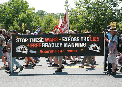 Rally for Bradley @ Ft. Meade