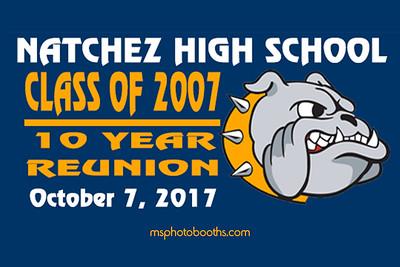 2017-10-07 Natchez High Class of 2007 Reunion