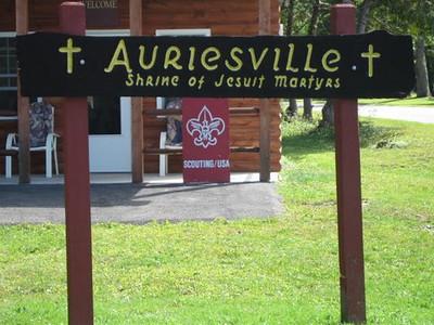 Auriesville Pilgimage - September 18, 2010