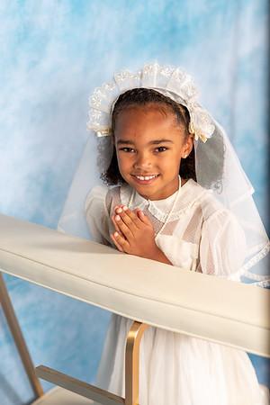 2021-05-15 St. Anne 1st Communion