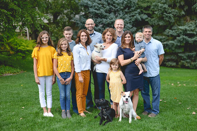 Buye Family Fall 2019