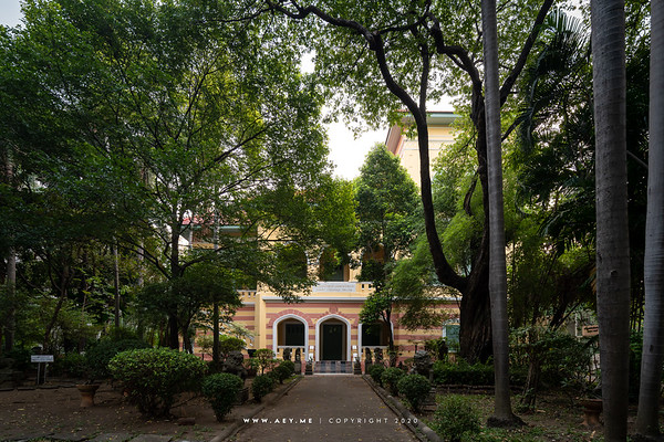 Somdet Chaopraya Hospital Museum