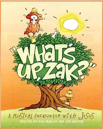 What's Up, Zak? Children's Musical 4-21-2013