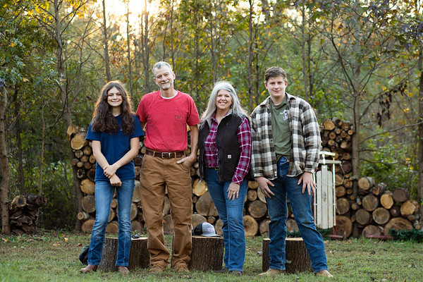 Wamsley lumber yard crew