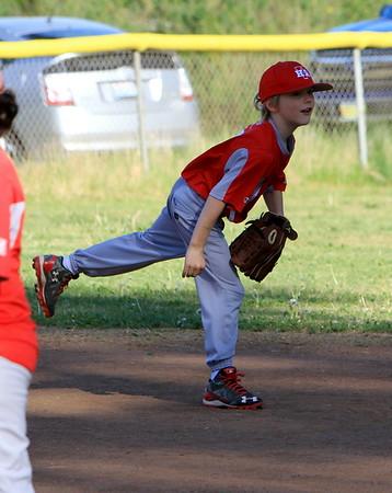 Turner's Minor Baseball Game 05/07/2019