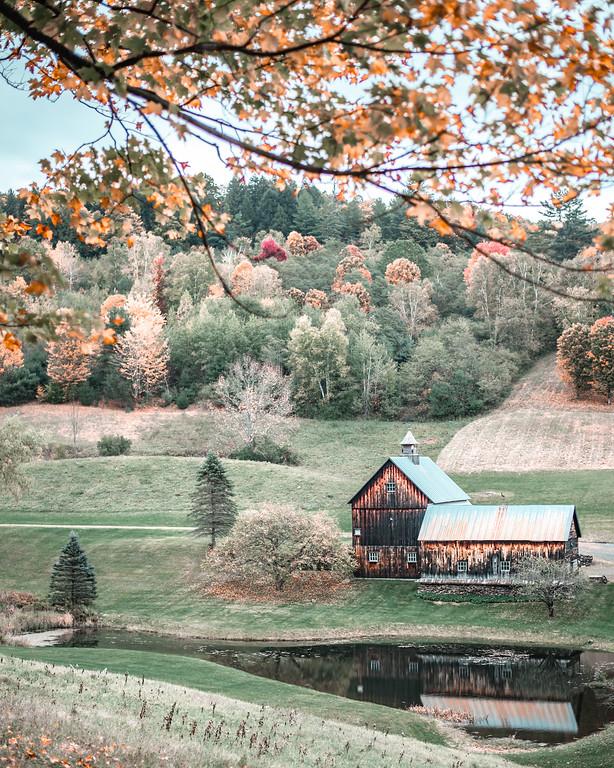 sleepy hollow farm vermont