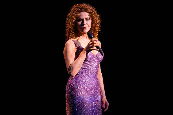THE SHOW - POUGHKEEPSIE, NY - MAY 17:  2015 Bardavon Benefit Gala: An Evening with Bernadette Peters at The Bardavon 1869 Opera House on May 17, 2015 in Poughkeepsie, NY.