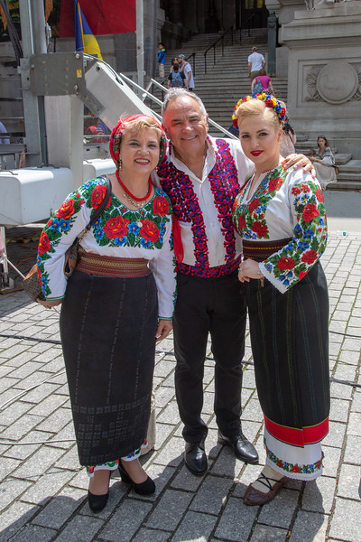 Romania Day Festival on Broadway 2018 - May 20, 2018