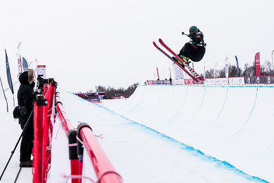 Dec 20, 2018 - Secret Garden halfpipe World Cup