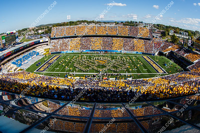WVU vs Texas Tech - Halftime - October 14, 2017
